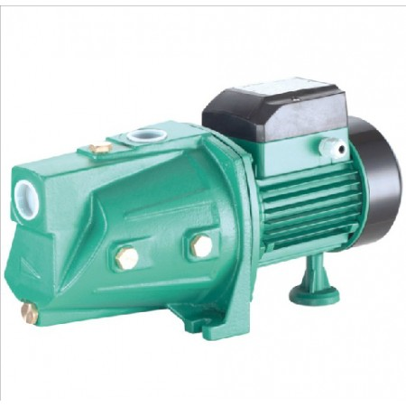 Насос Forwater поверхностный центробежный самовсасывающий JSW 15MX 1,1кВт, Нmax=90м, Qmax=45л/мин,  чугун