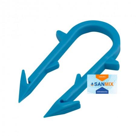 Скоба якорная для теплого пола Wezer HR длинная 16-20 мм 100 шт