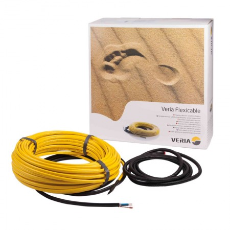 Нагревательный кабель Veria Flexicable 20, 1886 Вт, 90 м (189В2016)