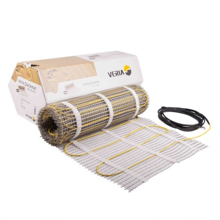 Мат нагревательный Veria Quickmat-150, 450Вт, 0,5х6м, площадь 3кв.м 189B0166