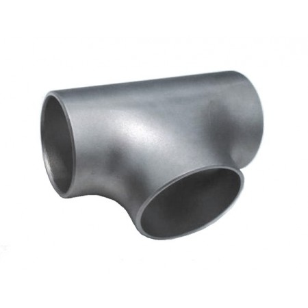 Тройник переходный стальной STA 108*4x76*4мм