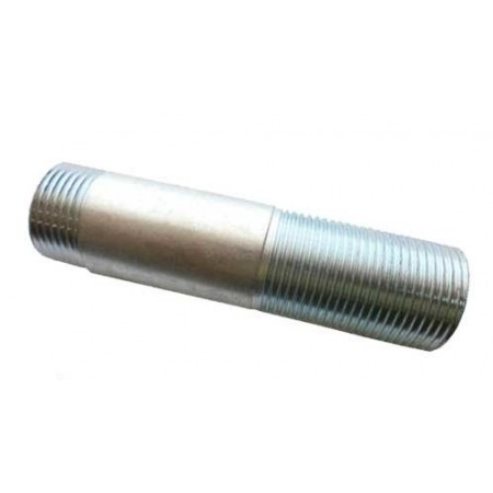 Сгон стальной STA 1/2*100 мм анод