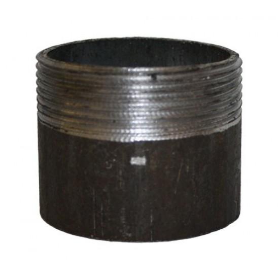 Резьба короткая стальная STA 80мм