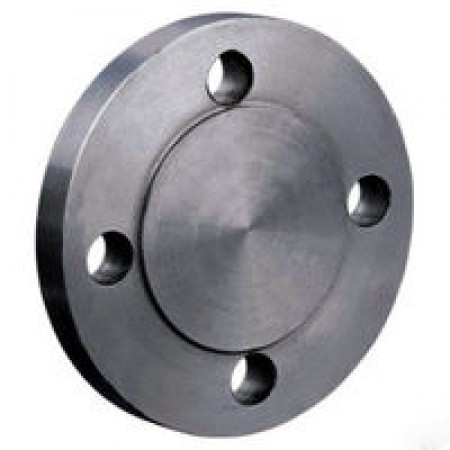 Фланец глухой стальной STA 50мм РУ16