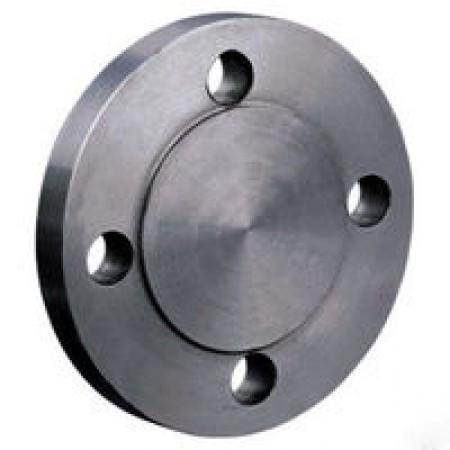 Фланец глухой стальной STA 65мм РУ16