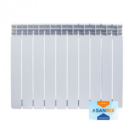 Радиатор биметаллический Gelias 500/76 10 секций