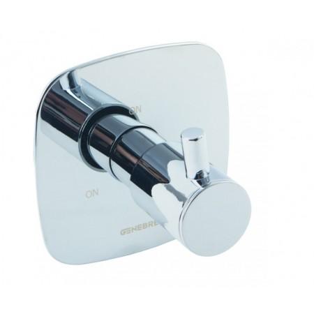 Встраеваемый переключатель на 3 зоны Genebre Kode-switch3 (62114304566)