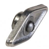 Ручка алюминиевая STA DN-25, DN-32