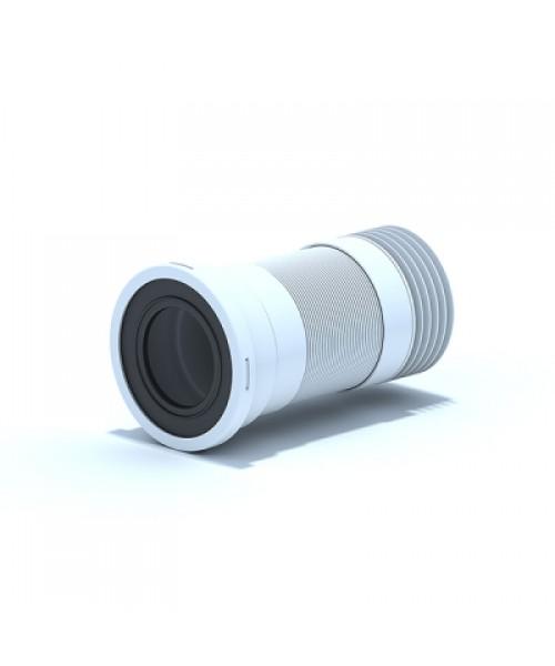 Удлинитель для унитаза гибкий с металлической спиралью АНИ-пласт К928