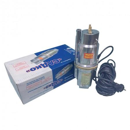 Насос вибрационный САДКО 2 клапана верхний забор
