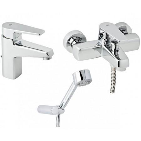 Набор смесителей для ванны GENEBRE Klip 03KL-bath