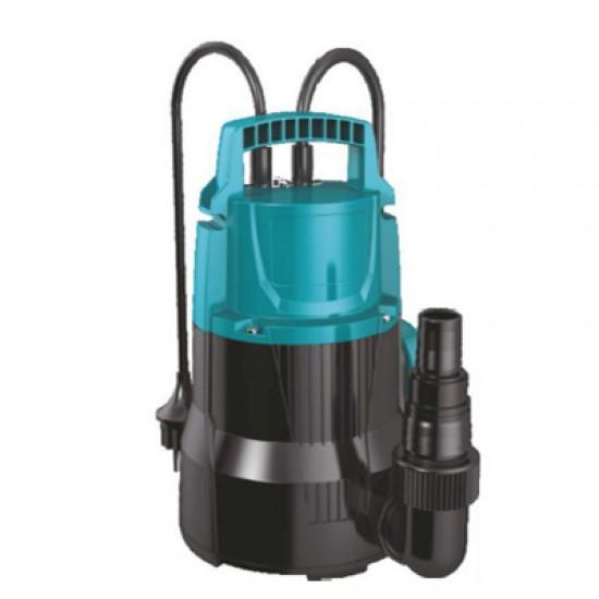 Насос дренажный садовый LEO 773144, 0.75 кВт Hmax 9м, Qmax 200л/мин