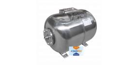 Гидроаккумулятор нержавейка Forwater PTH50SS горизонтальный