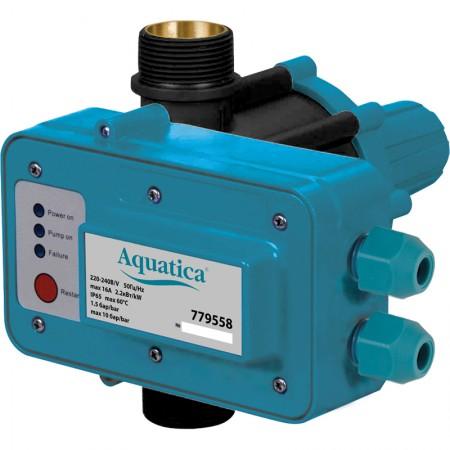 Контроллер давления Aquatica электронный 779558 2,2кВт Ø1¼