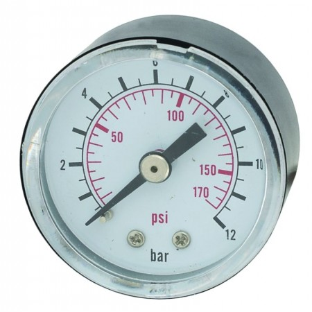 Маномер для контроллера KATRAN 779741, 12 Бар 40мм