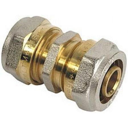 Муфта для металлопластиковой трубы Sanlux 20х20