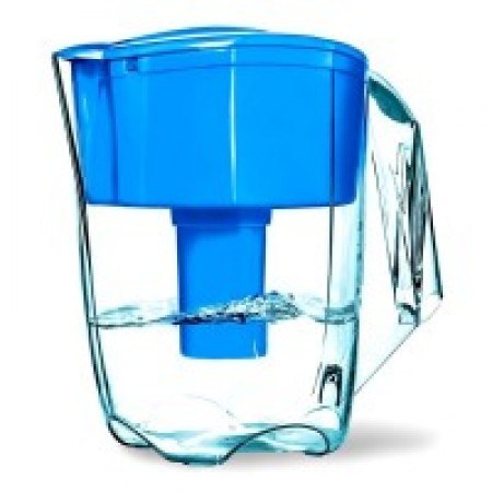 Фильтр-кувшин Наша вода Solo белый