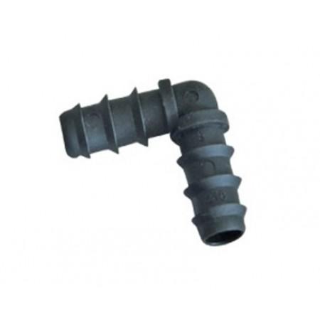 Колено SL-019 для многолетней трубки Ø16