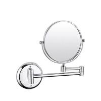 Зеркало косметическое с увеличением настенное Frap F6106