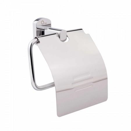 Держатель туалетной бумаги с крышкой QT Liberty CRM 1151