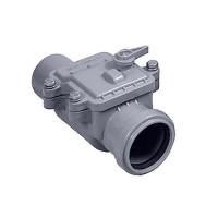Обратный клапан Ø50 для внутренней канализации