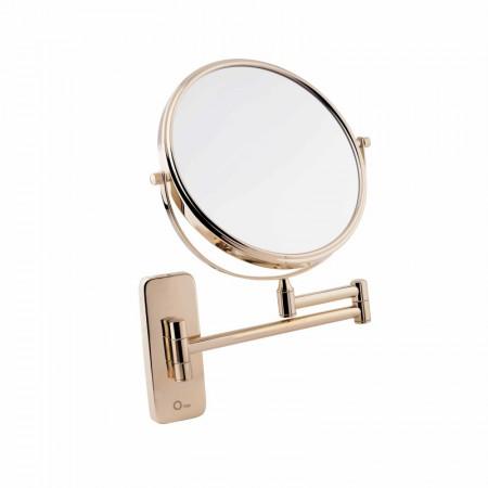 Зеркало косметическое QT Liberty ORO 1147