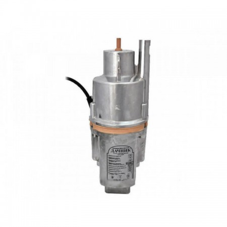 Вибрационный насос Дачник 1 клапан с верхним забором