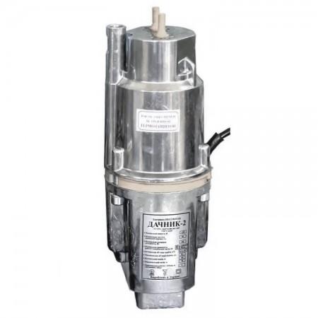 Вибрационный насос Дачник 2 клапана с верхним забором