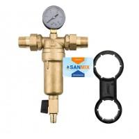 Фильтр самоочищающийся для горячей воды 1/2 KARRO Super KR88043