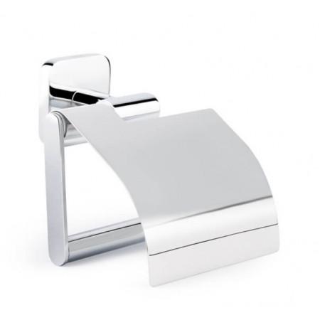 Держатель для туалетной бумаги с крышкой GF Italy (CRM)/S- 2703