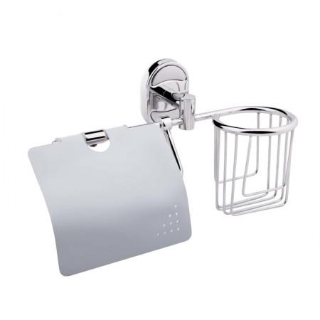 Бумагодержатель для туалета Frap F1903-1