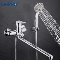 Смеситель для ванны Gappo Vantto G2236