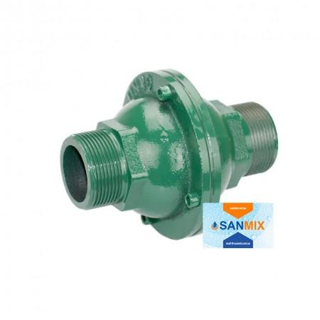 Обратный клапан чугунный шаровой Ду 50 KARRO