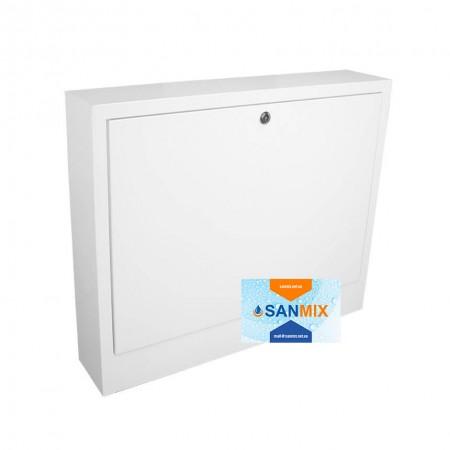 Коллекторный шкаф наружный ITAL ШКН-02/140 550*580*140