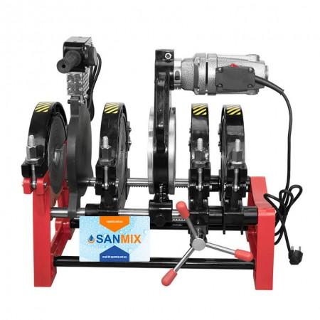 Аппарат для стыковой сварки полиэтиленовых труб Wezer PM-3