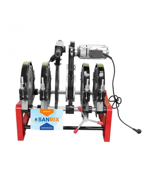 Аппарат для стыковой сварки полиэтиленовых труб Wezer PM-6
