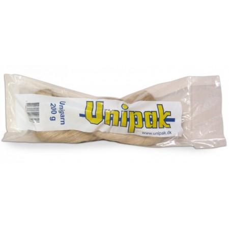 Льняное волокно Unigarn 200 г коса