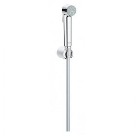 Гигиеническая лейка Grohe New Tempesta-F 26352000 Trigger Spray Set (хром) + шланг 125 см