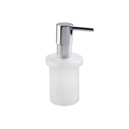 Дозатор для жидкого мыла Grohe Essentials 40394001 (матовое стекло)
