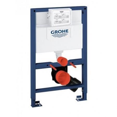 Grohe Rapid SL 38526000 Инсталляционный комплект для подвесного унитаза (высота 0,82 м)