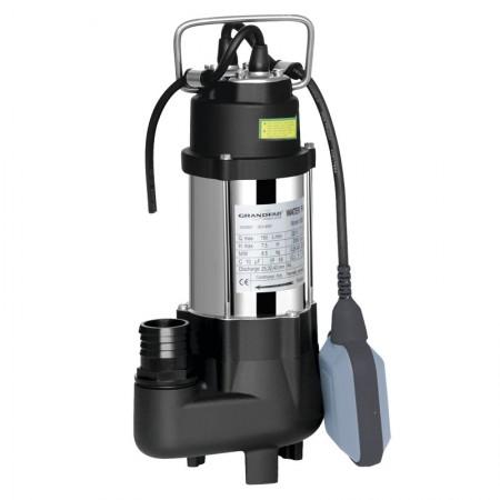 Канализационный насос для грязной воды GRANDFAR GV250F (GF1094)