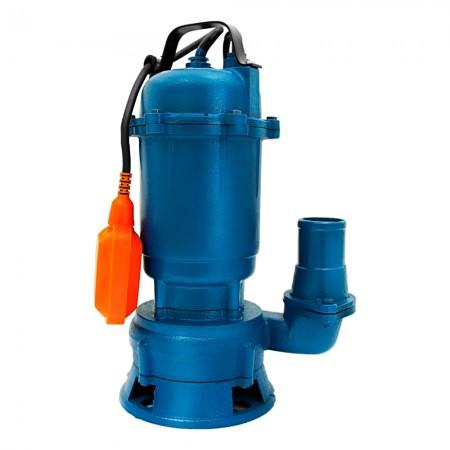 Насос канализационнй WETRON 773401 (типа WQD) 1,1кВт Hmax 10м Qmax 200 л/мин.