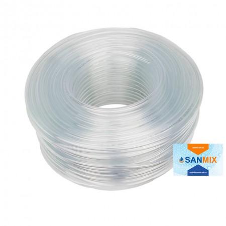 Трубка ПВХ пищевая прозрачная Symmer SC crystal 25 мм 50 м