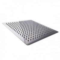 Лейка для душа, потолочная, квадратная 30 см Potato P104-30.