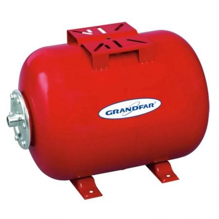 Гидроаккумулятор для насосных станций горизонтальный GRANDFAR GF1154 24 л