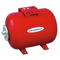 Гидроаккумулятор для насосных станций горизонтальный GRANDFAR GF1158 50 л