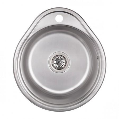 Мойка кухонная Imperial 4843 (0.6мм) Satin