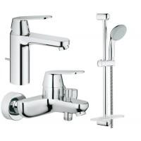 Набор смесителей для ванной M-size Grohe EX Eurosmart Cosmopolitan 126112M