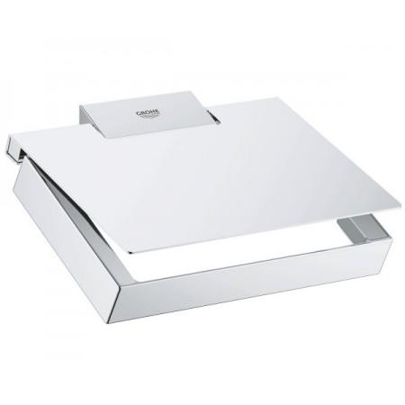 Держатель туалетной бумаги Grohe EX Selection Cube 40781000