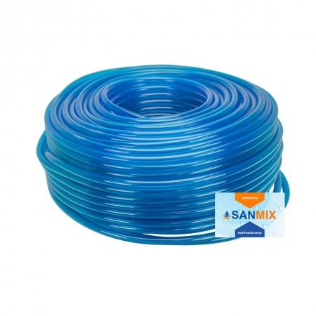 Шланг ПВХ технический Symmer SHB chemex 10 мм синий 100 м